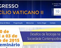 Site Congresso Concílio Vaticano