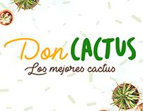 Don Cactus Publicity