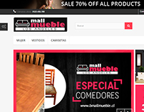 Muebleria Tienda eCommerce PrestaShop . CHILE