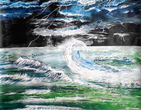 Tormenta marina