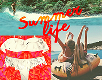 // SUMMERLIFE bikinis //