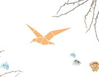 Miki Sugahara. Logo. Identity.