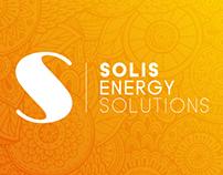 SOLIS ES - Identidade Visual e Website