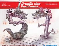 Dragão dos Parafusos - 57 anos