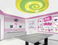 Sticky Candy Shop Workshop
