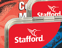 STAFFORD / Identidad de marca / Packaging