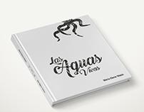 EDICIÓN LIBRO POEMA -''LAS AGUAS VIVAS''