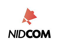 Nidcom · Logo Design