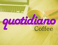 Branding - Quotidiano Coffee