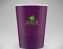 Identidade visual - Joker Food Truck
