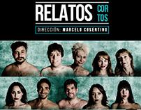 Relatos Cortos - Marcelo Cosentino