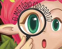 """Children's book """"O Mistério Fedorento"""""""