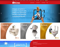 Layout Design Industria