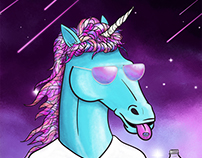 Party Unicorn
