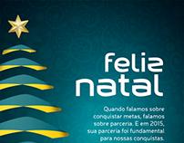 E-mail marketing de natal - Casa Brasil