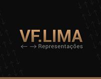 Identidade Visual - VF.LIMA Representações