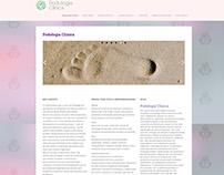 Website Podologia Clínica
