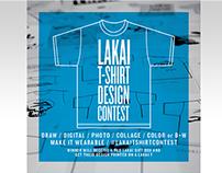 Lakai T-Shirt Design Contest