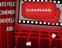 Convite Corporativo - Cinema