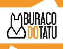 Buraco do Tatu - Branding