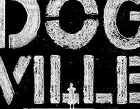 Afiche de cine | DOGVILLE