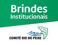 Brindes Institucionais | Comitê Rio do Peixe