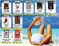 Publicidad - ¡Vacaciones para leer!