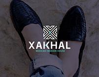 Xakhal - Rediseño de marca