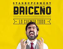 Briceño Lo Cuenta Todo Stand Up Comedy