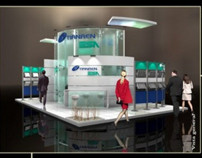 Exhibit Booth Design