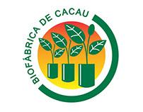 Logo Instituto Biofábrica de Cacau