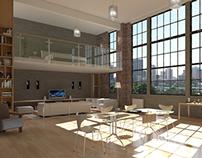 Diseño Interior Loft