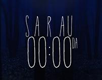 Banner/Logo Sarau da Meia Noite