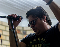 Rock Solidário em Alvorada/RS - Fotografia