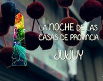 La noche de las casas de provincia - Jujuy