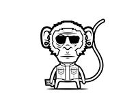 Mono Ciego (en proceso)