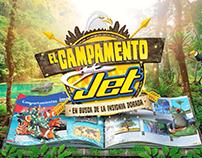 Campamento Jet