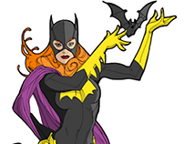 Batgirl (colors only)