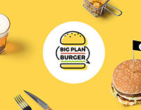 Big Plan Burger