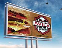 Publicidad estilo cubista