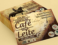 Leilão Campolina Café com Leite