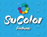 Ficha Técnica y Logo SuColor Pinturas