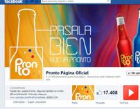 Posteos de Facebook para Cepas Argentinas
