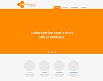 Layout Laboratório