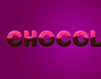 Chocolate - Efeito