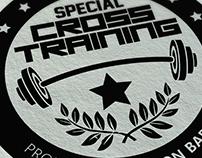 Logotipo para camisetas de treino
