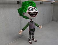 WIP Joker Toon