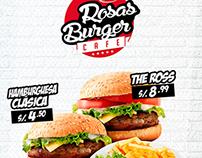 Rosas burger