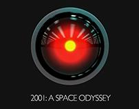 Hall 9000 poster
