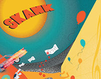 Poster Skank